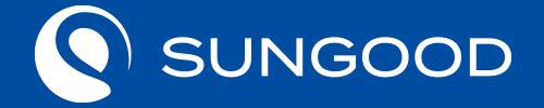 株式会社サングッドのロゴ